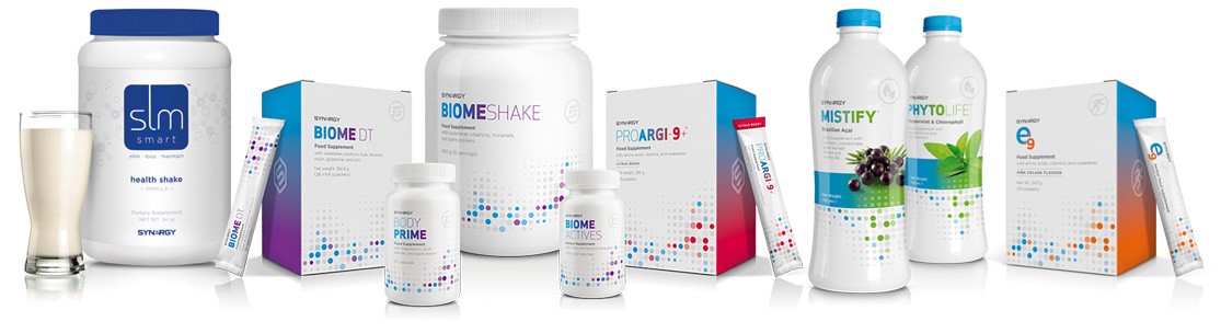 Synergy Products & Nutritional Supplements